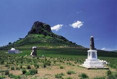 Isandhlwana Battlefield - South Africa by South African Tourism, via Flickr