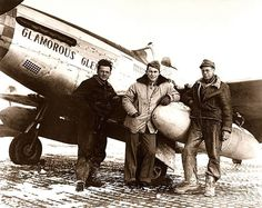 P51 ace Chuck Yeager