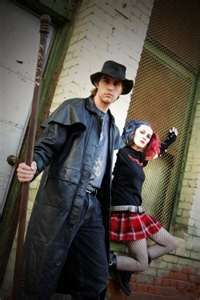 Harry and Molly ~ The Dresden Files