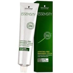 Schwarzkopf ESSENSITY Permanent Hair Color (3-0 Dark Brown) by Permanent -- Awesome products selected by Anna Churchill