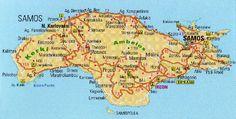Samos travel information - itravelfirst