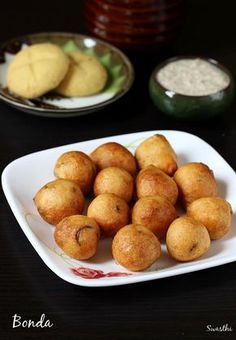 Mysore bonda recipe – Wishing a Happy Ugadi to all the readers celebrating. Sharing a easy snack that can be made for the festival. Bonda is a round shaped deep fried snack from South Indian Cuisine. Mysore bonda originated in Karnataka and are often served in the Tiffin centers through out Karnataka and andhra as …