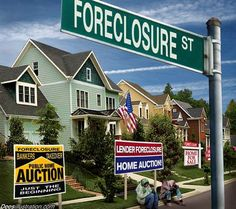 This article is not about BUYING a foreclosure, but rather about the COST of repairs and remodeling of such a home, once you own it.