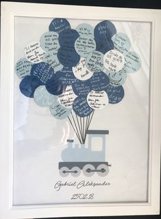 Love This for our baby! Balloons with words from his family ? Special designed by my brother? Christening Themes, Christening Balloons, Baby Boy Christening, Boys Christening Decorations, Book Centrepiece Wedding, Book Centerpieces, Baby Boy Balloons, Baby Boy Decorations, Baby Dedication