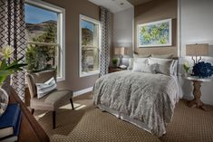 The Clay Hill Guest Bedroom
