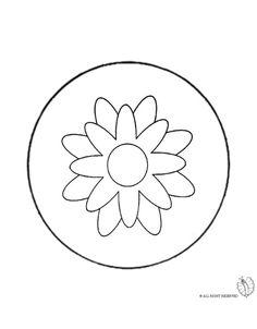 Disegno mandala 10 disegni da colorare e stampare gratis - Pagine da colorare ruth e naomi ...