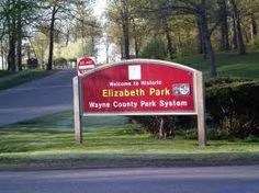 This park would be filled to capacity with teenagers and cars the first few nice days in the spring