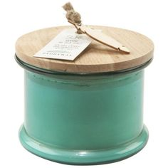 Paddywax Great Outdoors Collection Jar Candle - Surf Marine And Sea Salt - 14.5 oz featuring polyvore, home, home decor and candles & candleholders