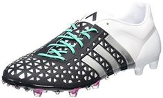 quality design ecac0 566a7 Adidas Ace 15.1 FgAG, Scarpe da Calcio Uomo, (Core BlackMatte SilverFtwr  White), 45 13 EU Amazon.it Scarpe e borse