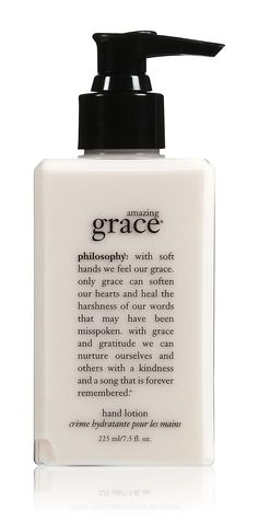 amazing grace. Love this lotion. The best smell in the world mix with any fragrance try it you will love it
