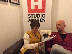 Radio interview door Studio Alphen (presentatie Eric van Amerongen) Luister het interview hier terug: https://soundcloud.com/medialandnl/sets/interview-met-maartje-wikkerink #Radio #eetstoornissen # Stillen