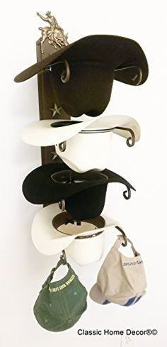 Cowboy Hat Holder Bull Rider CT American Made -- Check this awesome product by going to the link at the image.