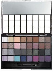 This is one of my favorites on e.l.f.: Endless Eyes Pro Mini Eyeshadow Palette - Limited Edition. Use this special link and get five dollars off.