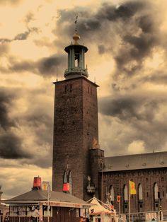 Stockholm through Maxim's eyes