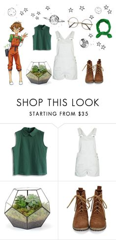"""Pidge - Voltron"" by annoyingolivetree on Polyvore featuring Topshop and voltron"