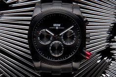 KR3W 2012 Holiday Watch Collection.