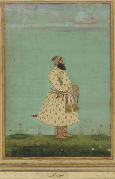 Safdar Jang, the nawab of Awadh and the Prime Vizier of the Mughal Empire from 1737-53
