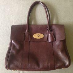 Tip: Mulberry Handbag (Chocolate)