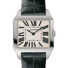 La Cote des Montres : Prix du neuf et tarif de la montre Cartier - Santos - Santos-Dumont - Petit Modèle - W2009451