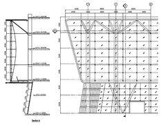 Kinzi - CAFE Creating Advance Facade Engineering, Stainless Steel Facade Design Services Facade Engineering, Folding Architecture, Stainless Steel Casting, Glass Facades, Facade Design, Design Services, Autocad, Steel Frame, Service Design