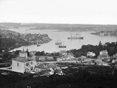 Sydney NSW 1800s