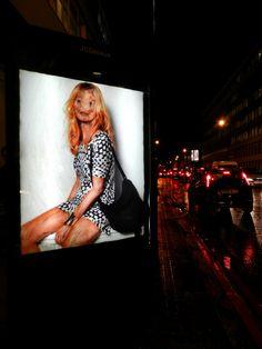 vermibus intervention in london, 2012...