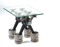 Piston Table  FUZION LCC