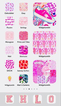 Trippy Iphone Wallpaper, Aesthetic Iphone Wallpaper, Iphone App Layout, App Covers, Iphone Phone Cases, Ios App, Apps, Homescreen, Screens