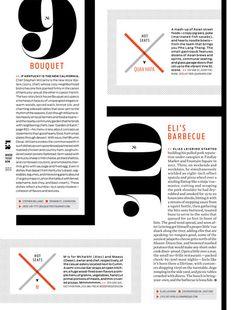 Erik Marinovich: Cincinnati Magazine Lettering