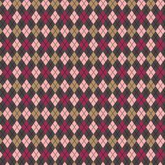 David Textiles Argyle 100 cotton fabric by BlueCraneQuiltShop,