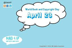 April 23 World Book and Copyright Day