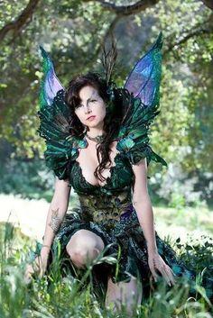LARP costumeWoodland Fairy » LARP costume