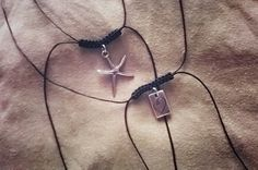 Macrame Necklaces for the Summer. Many patterns, really easy to wear, Free Shipping. by Bohemicin on Etsy
