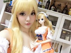 Smart Doll Kizuna Yumeno by ying_tze