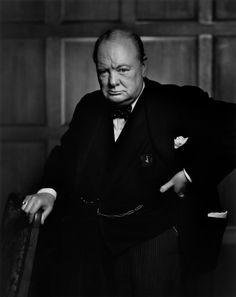 Winston Churchill – Yousuf Karsh Annie Leibovitz, Charles Darwin, Winston Churchill, Gustav Klimt, Famous Photographers, Portrait Photographers, Audrey Hepburn, John Lennon, Vincent Van Gogh