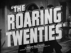 This movie was released in 1939 as a crime thriller. It shows criminals that erupted from the prohibition laws and how these criminals started to build their business on alcohol smuggling.