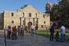 Alamo, San Antonio, Texas is one of 10 best places to retire with only social security as income.