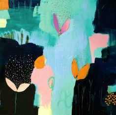 Flora Bowley ::Painting - MAIYA - MY ADVENTURE IS YOUR ADVANTAGE :: ART / DESIGN / FASHION / DECOR