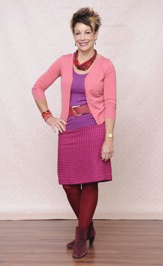 Carol's looking hot in her Type 3 Valentine's Day style! Get her look here: http://dyt.liveyourtruth.com/store/type3