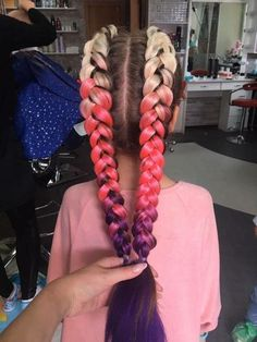 81 Braids With Extensions Ideas Braids With Extensions Braided Hairstyles Hair Styles