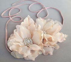 emici bridal blush double bloom