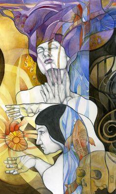 patricia ariel art - Buscar con Google
