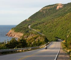 The Cabot Trail on Nova Scotia's Cape Breton Island is one of the most scenic drives in all of Canada. The road trip winds though breathtaking Cabot Trail, Nova Scotia, Parc National, National Parks, Ottawa, Instagram Feed, Cap Breton, Places To Travel, Places To Visit