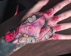 Fantastic Beasts – Les magnifiques tatouages de Brando Chiesa (image)
