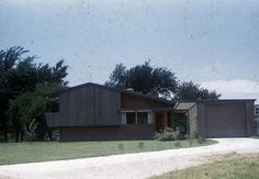 "David Runnels-Architect ""The Revere Homes""- Roe Circle in Prairie Village, KS '53-55"