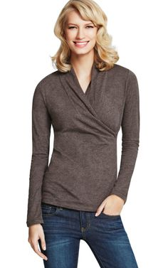 Crossover Tee, CAbi Fall 2014 www.jeanettemurphey.cabionline.com