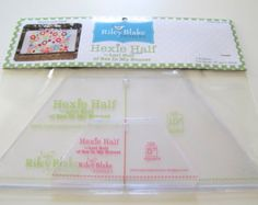 Thimble Ruler/Templates by LoriHolt on Etsy