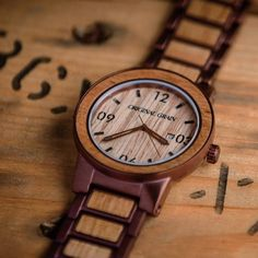 watch made sapele w wood steel original handcrafted by brushed projects whiskey barrel the originalgrain watches