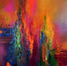 """Explore our internet site for even more info on """"contemporary abstract art painting"""". It is actually a great spot for more information. Action Painting, Abstract Canvas Art, Oil Painting Abstract, Painting Art, Watercolor Painting, Contemporary Abstract Art, Modern Art, Colorful Abstract Art, Cy Twombly"""