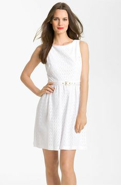 Trina Turk 'B-52' Retro Eyelet Dress available at #Nordstrom on sale for $159.90